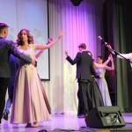 Церемония вручения аттестатов ученикам еврейской школы